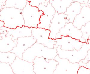 Карта росреестр воронеж