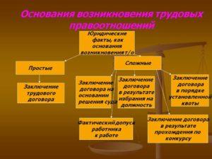 Каковы основания возникновения трудовых правоотношений у директора
