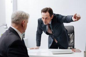 Если с начальником не складываются отношения как уволиттся