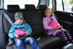 Какие разрешены детские сидения для перевозки