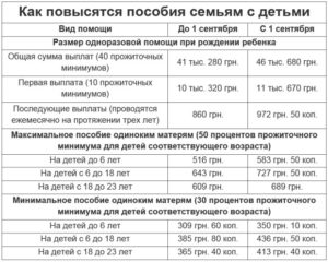 Сколько получают матери одиночки в казахстане