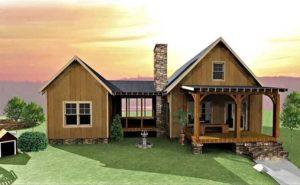 Два дома под одной крышей