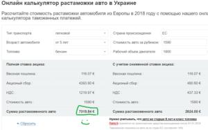 Растаможить машину из грузии в россию