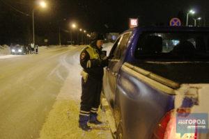 Водитель в опьянении на чужом автомобиле